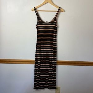 Billabong striped dress